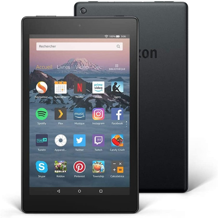 Tablette Fire HD 8