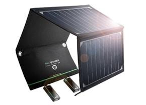 Panneau solaire chargeur, ultra léger et puissant