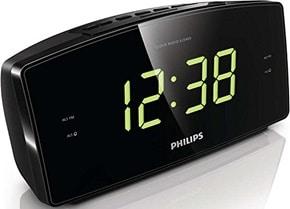 Radio-réveil avec grand écran, Philips AJ3400
