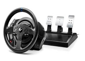 volant thrustmaster t300rs gt caract ristiques et avis achats ventes et promotions. Black Bedroom Furniture Sets. Home Design Ideas