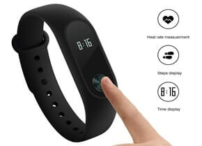 Mi Band 2 Original, Xiaomi bracelet intelligent