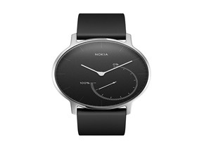 Montre connectée Nokia Steel