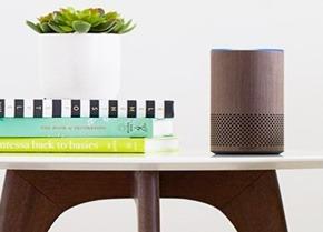 Enceinte connectée avec Alexa, l'Amazon Echo