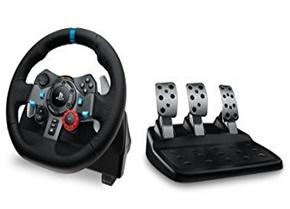 Logitech G29, volant de course pour PC, PS3 et PS4