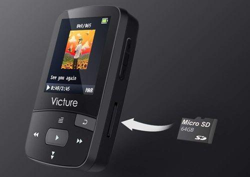 Lecteur MP3 Victure