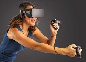L'Oculus Rift, la réalité virtuelle nouvelle génération