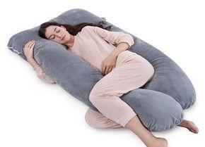 Oreiller de grossesse, l'oreiller de corps