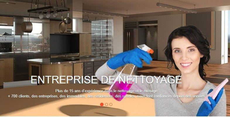 Entreprise nettoyage Paris 15e