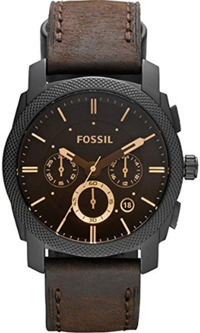 Montre homme chronographe Fossil