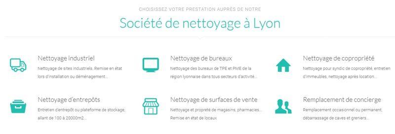 Entreprise nettoyage Grand Lyon