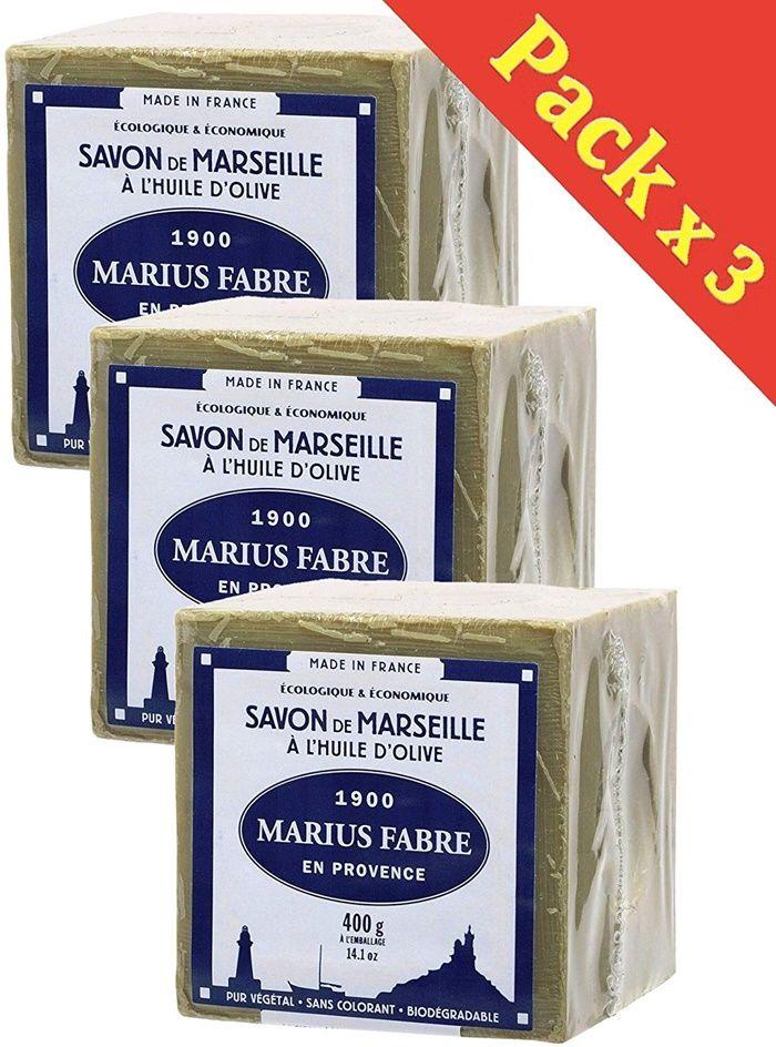 Marius Fabre, savons
