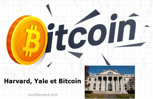 Harvard et Yale que pensent-ils du Bitcoin