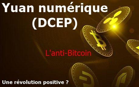 yuan numérique, DCEP