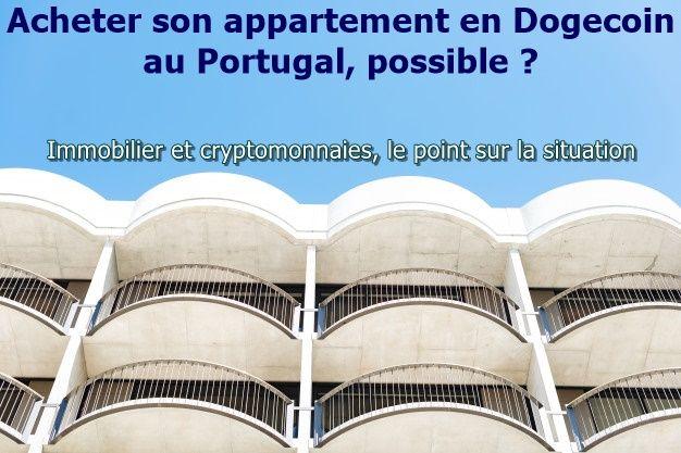 Acheter un appartement au Portugal avec du Bitcoin