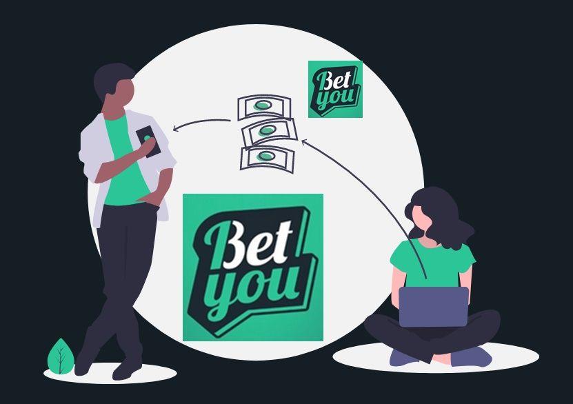 What exactly is IBetYou betting?