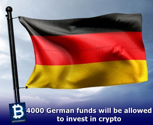 4000 German funds crypto