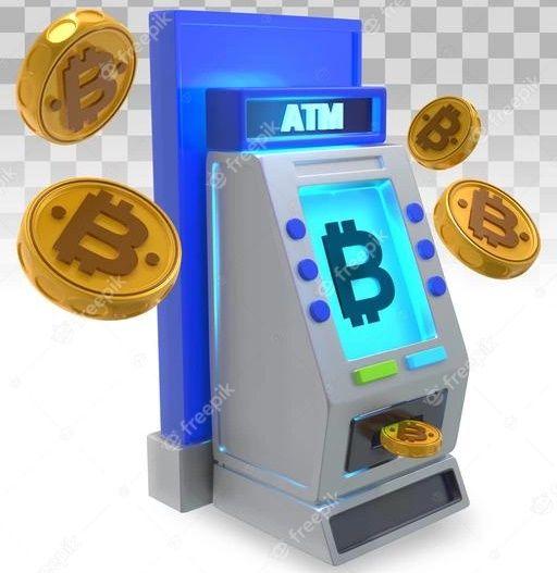 ATM crypto