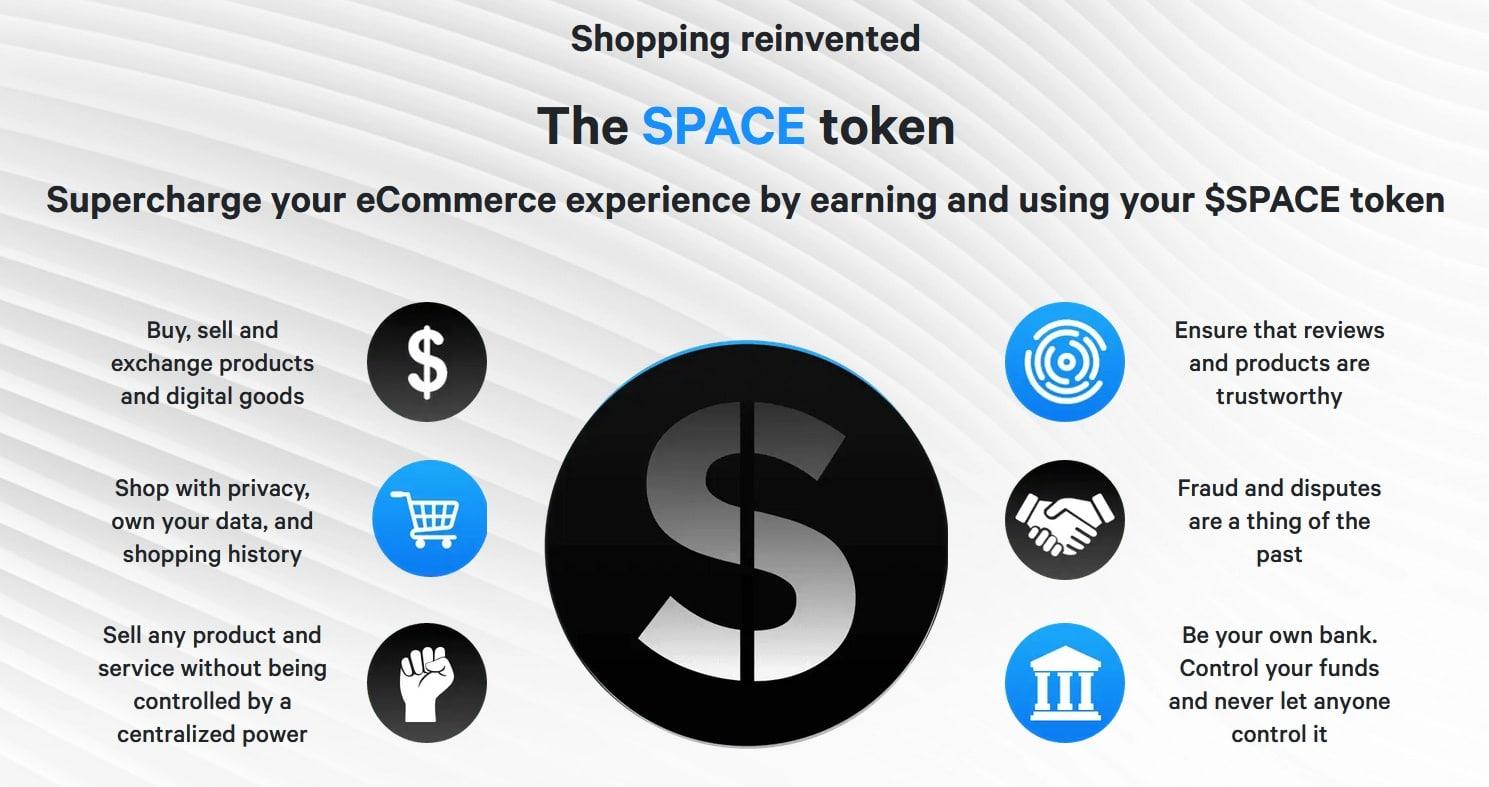 Space token