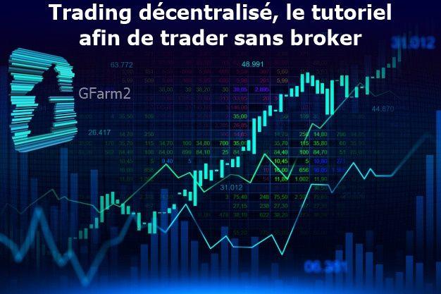Trading décentralisé