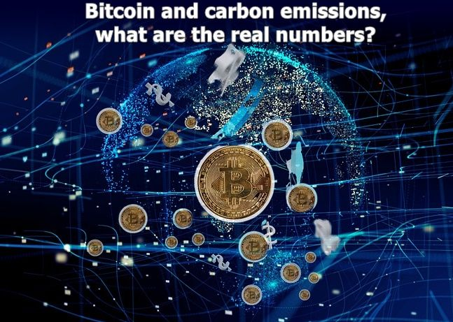 Bitcoin and carbon emissions