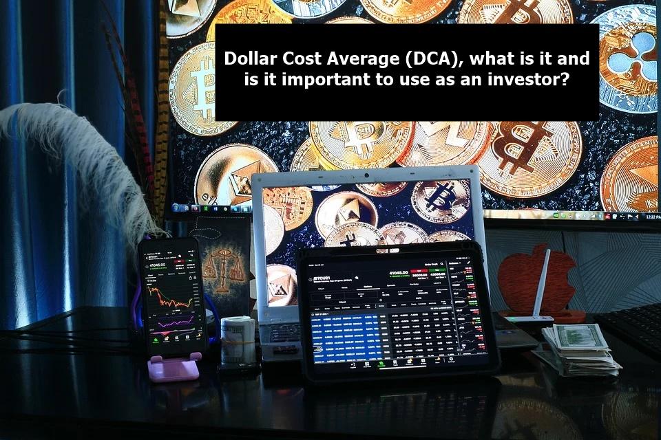 DCA, Dollar Cost Average