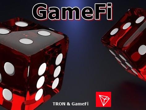 TRON and GameFi